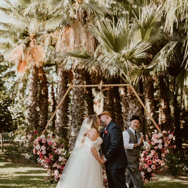 Beautiful venue in the mango orchard.  Locate in San Jose Del Cabo, Surrounded by mago trees, it is the perfect place for a Mexican boho or organic wedding.