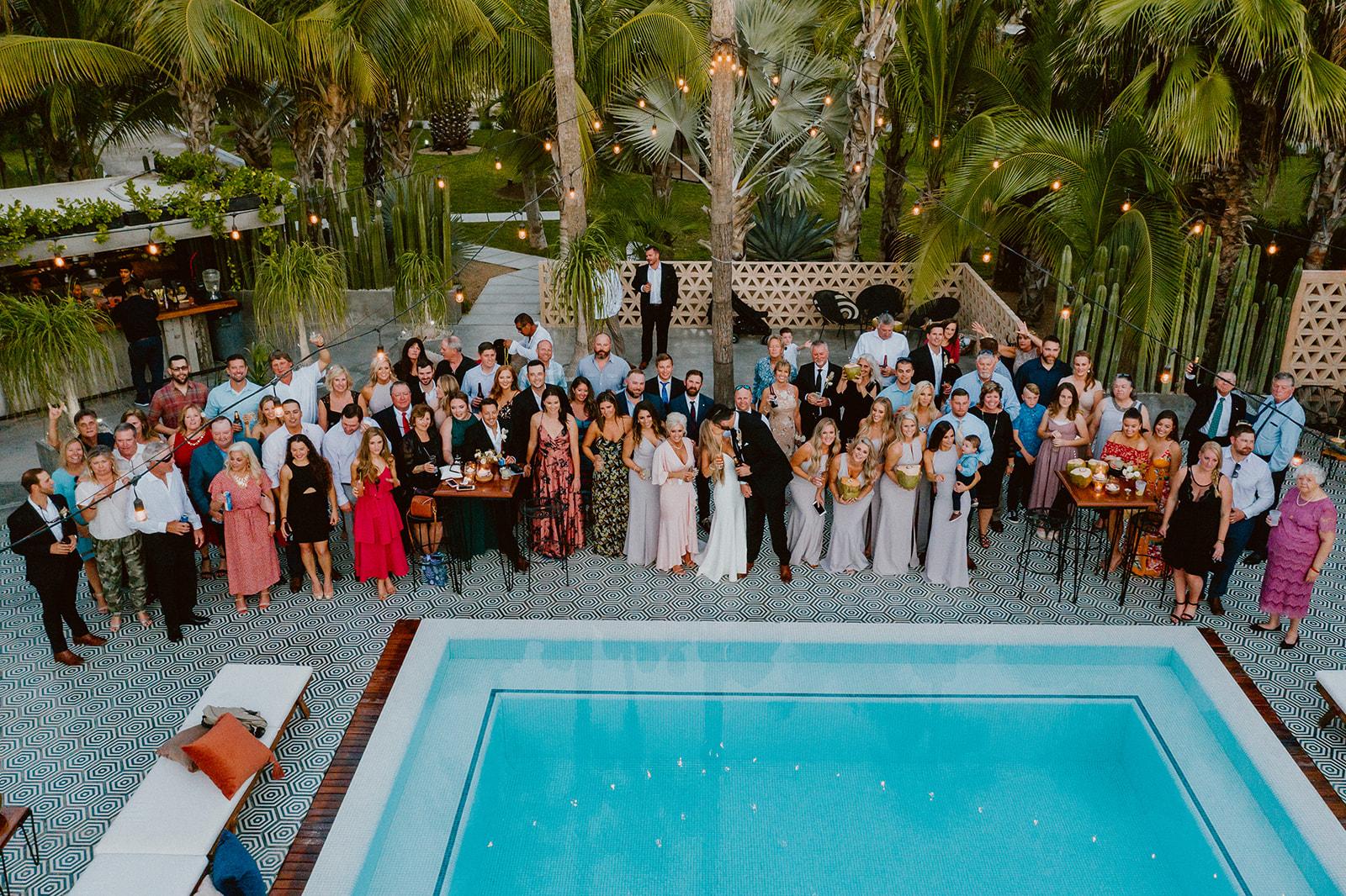 Mexican Boho Style Wedding